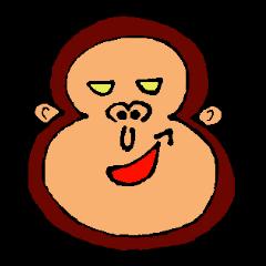 キュートゴリラ