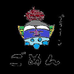 カラフル忍者ダサ丸