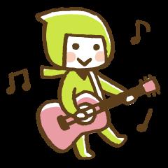 シノビと音楽