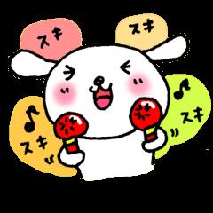 愛しすぎタレミミ犬(愛情たっぷり)