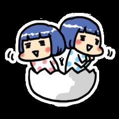 双子の生活