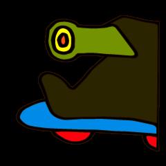 YOYOO スケートボード夏