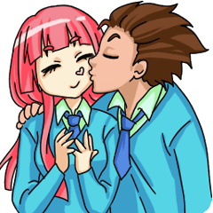 Angel of Love : Karin and Ron