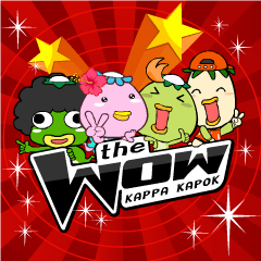the wow kappa kapok.