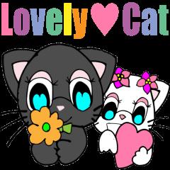 Lovely Cat Vol.1 白ねこ姫と黒ねこ執事