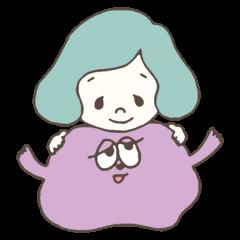 アコとモコ