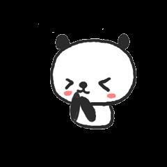 だらりんパンダ