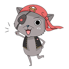 ゆかいな犬猫海賊団