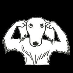 飼い犬ムートン