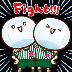 バブルサッカー【バブルフ君】