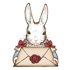 アリスのウサギ