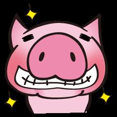 豚のぶうこ。