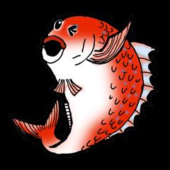 さかな 魚 サカナ 大好き!!