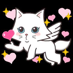 ペルシャ猫こゆき(寒い日常会話)