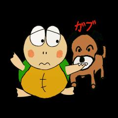 かめ次郎10