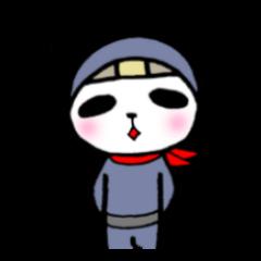 パンダ忍者