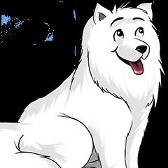 Pocket K-9: 雪の犬