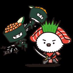 寿司侍とゆかいな仲間たち