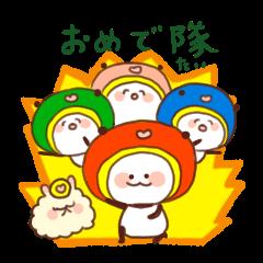 日常戦隊☆パンダレンジャー