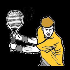 テニスさん