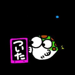 フクちゃん2(友達とお出かけする)