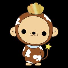 さるっぷ(北海道猿払村キャラクター)
