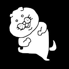 ぷるぷる犬