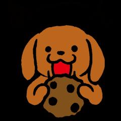 モグモグ犬