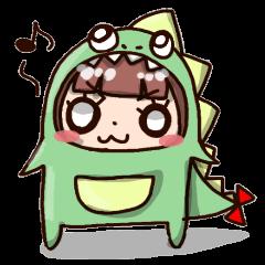 kaijyu少女