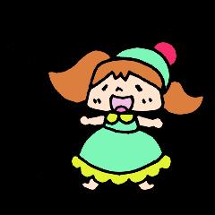 ペパーミントちゃん