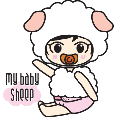 My Baby Sheep Kiana