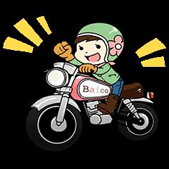 Baicoちゃん