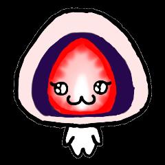 イチゴ大福ちゃん