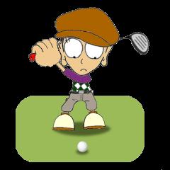 ゴルフ・ゴルフ・ゴルフ