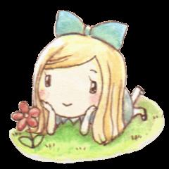 アリスの世界
