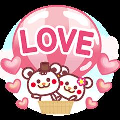 すきすき☆ダイスキ 〜チョコくま気球編〜