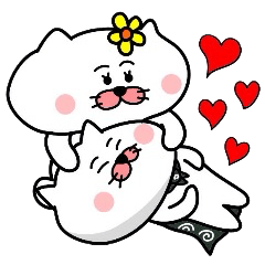 松吉と花子〜愛のスタンプ〜