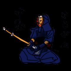 [LINEスタンプ] 剣の刻 (1)