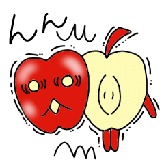 うなりんご
