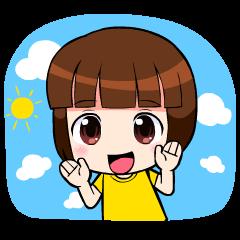 かわいいドトリちゃん(Dotori)