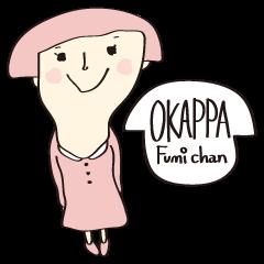 OKAPPA FUMIchan