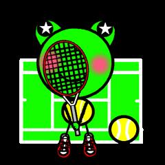 テニスだいすきカエルくん!