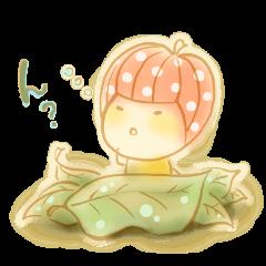 水玉りんご