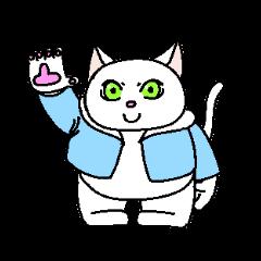 ターマ&ビッケ 猫スタンプ 猫猫猫軍団