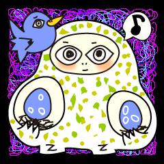 涙・ときどき ・青い鳥
