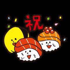 手まりん寿司