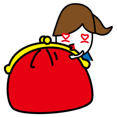 [LINEスタンプ] Office Girls (1)