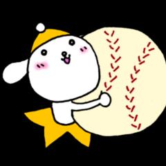 タレミミ犬(お星様応援バージョン2)
