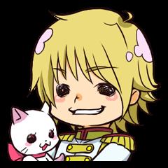 お茶目王子と仔猫ちゃん