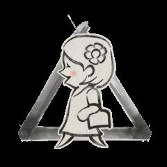 禅画風キャラクター2△